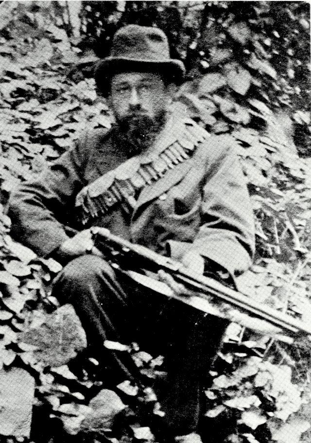1901 JOHN WESTON DURING BOER WAR